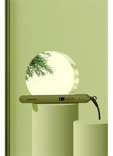 Grundig Grundig Hs 7031 Botanika Biberiye Yağı Kaplı Plakalı İyonik Saç Düzleştirici Renkli